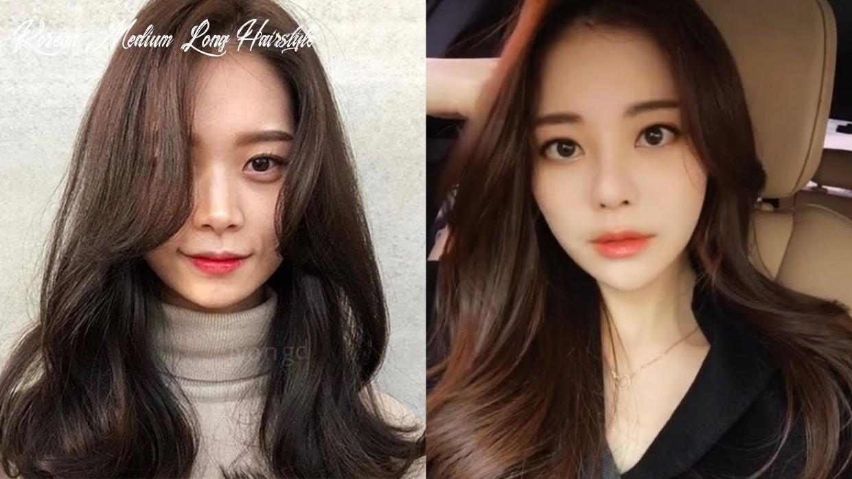 10 beautiful korean haircuts ideas 10 😍 amazing hairstyle tuturials compilation 👍 hair beauty korean medium long hairstyle
