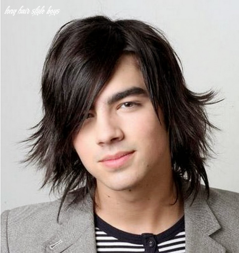 10+ Beautiful Long Hairstyle For Boy Pictures | Hair style