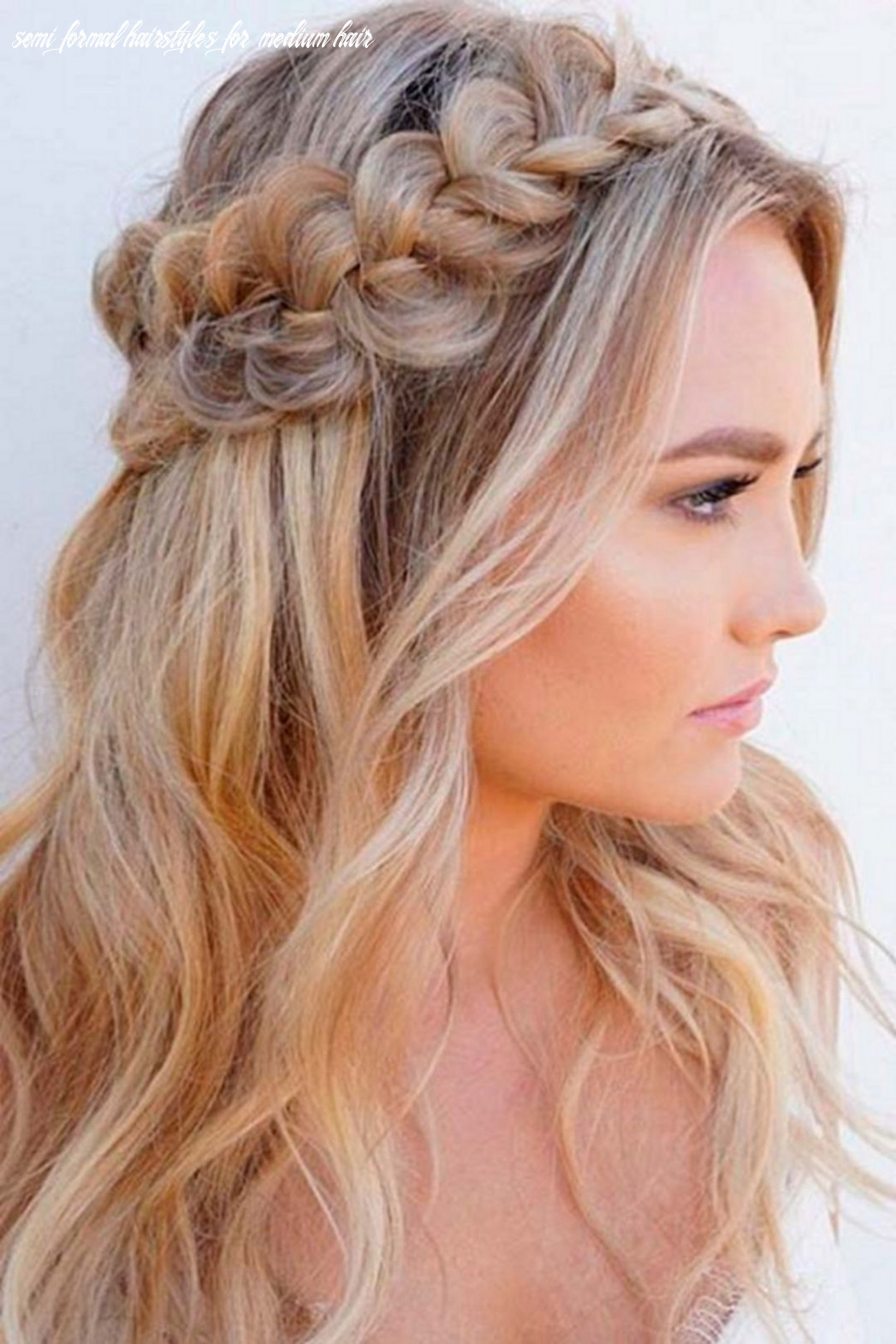 10 beautiful semi formal women hairstyle ideas for party | medium