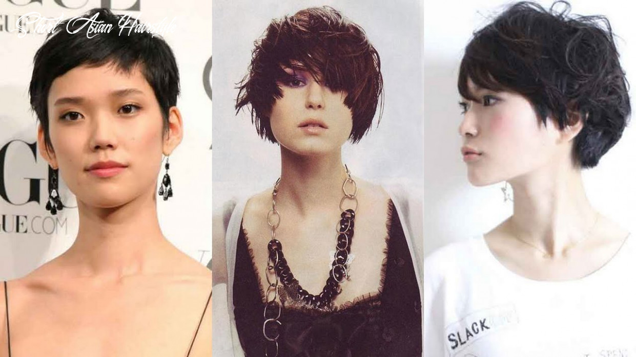 10 best asian short hairstyles for women short asian hairstyle