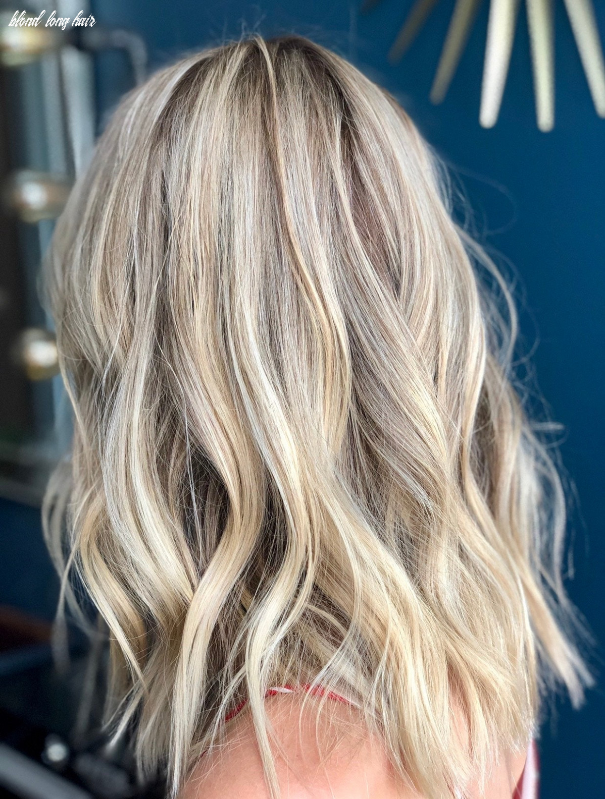 10 best blonde hair colors for 10 | glamour blond long hair
