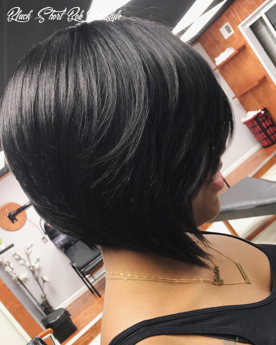 10 best bob hairstyles for black women to try in 10 hair adviser black short bob hairstyle