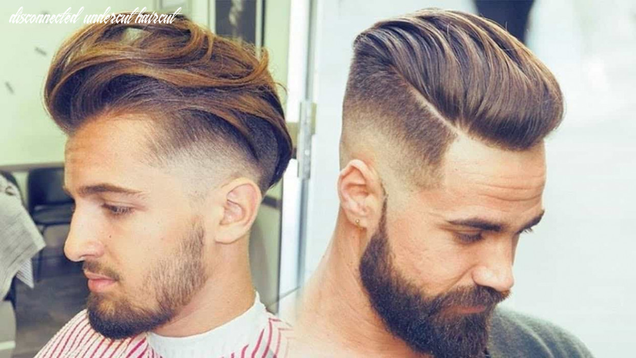 10 best disconnected undercut hairstyles trend in 10 disconnected undercut haircut