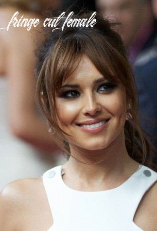 10 best fringe hairstyles that give a complete makeover   styles