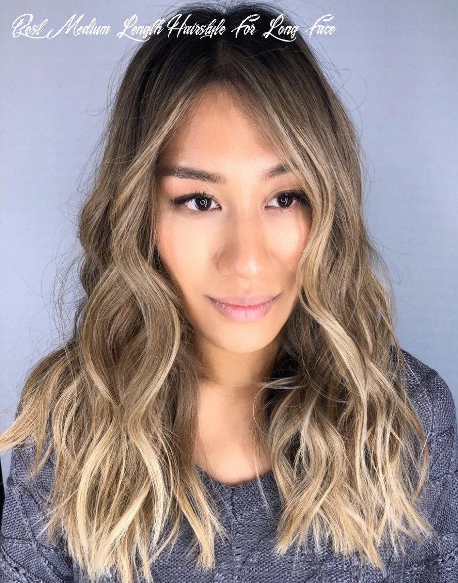 10 Best Haircuts for Long Faces in 10 - Hair Adviser
