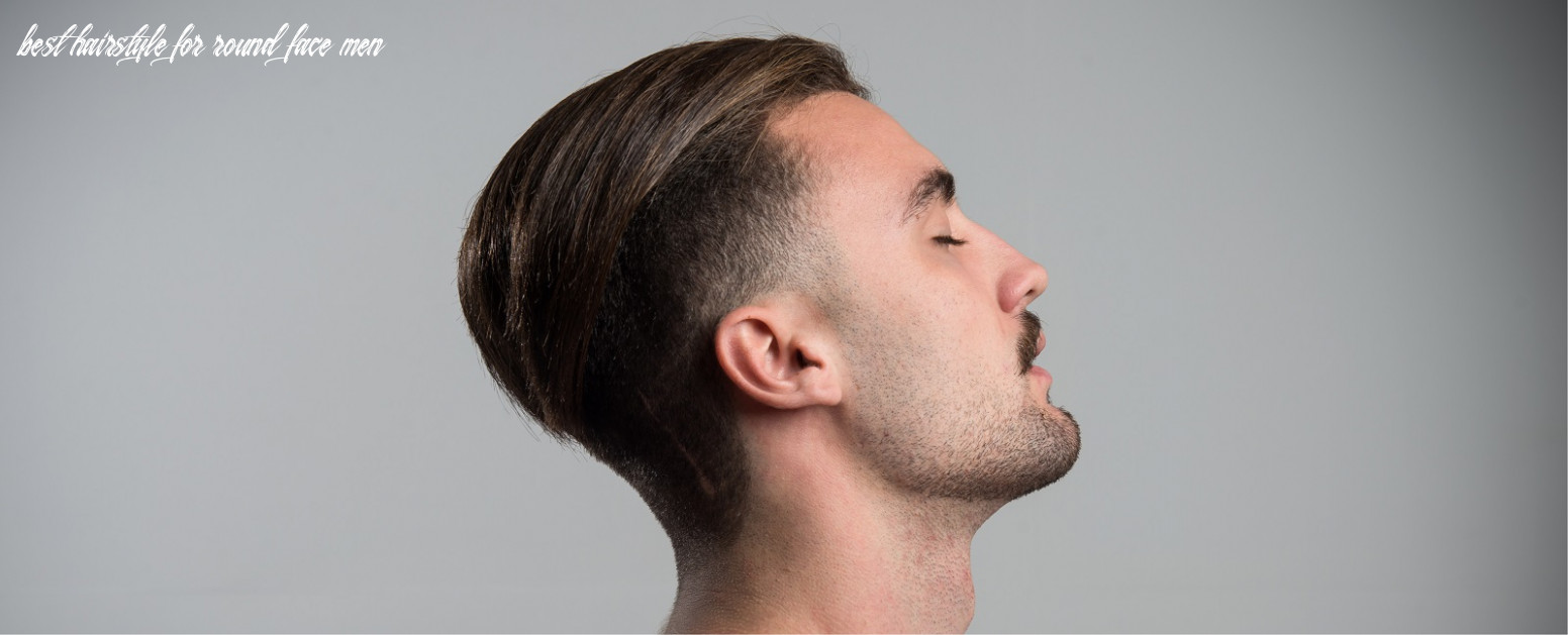 10 best haircuts for men with round faces in 10 next luxury best hairstyle for round face men