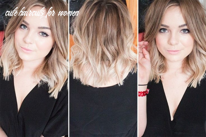 10 best hairstyles for 10 trendy hair cuts for women cute haircuts for women