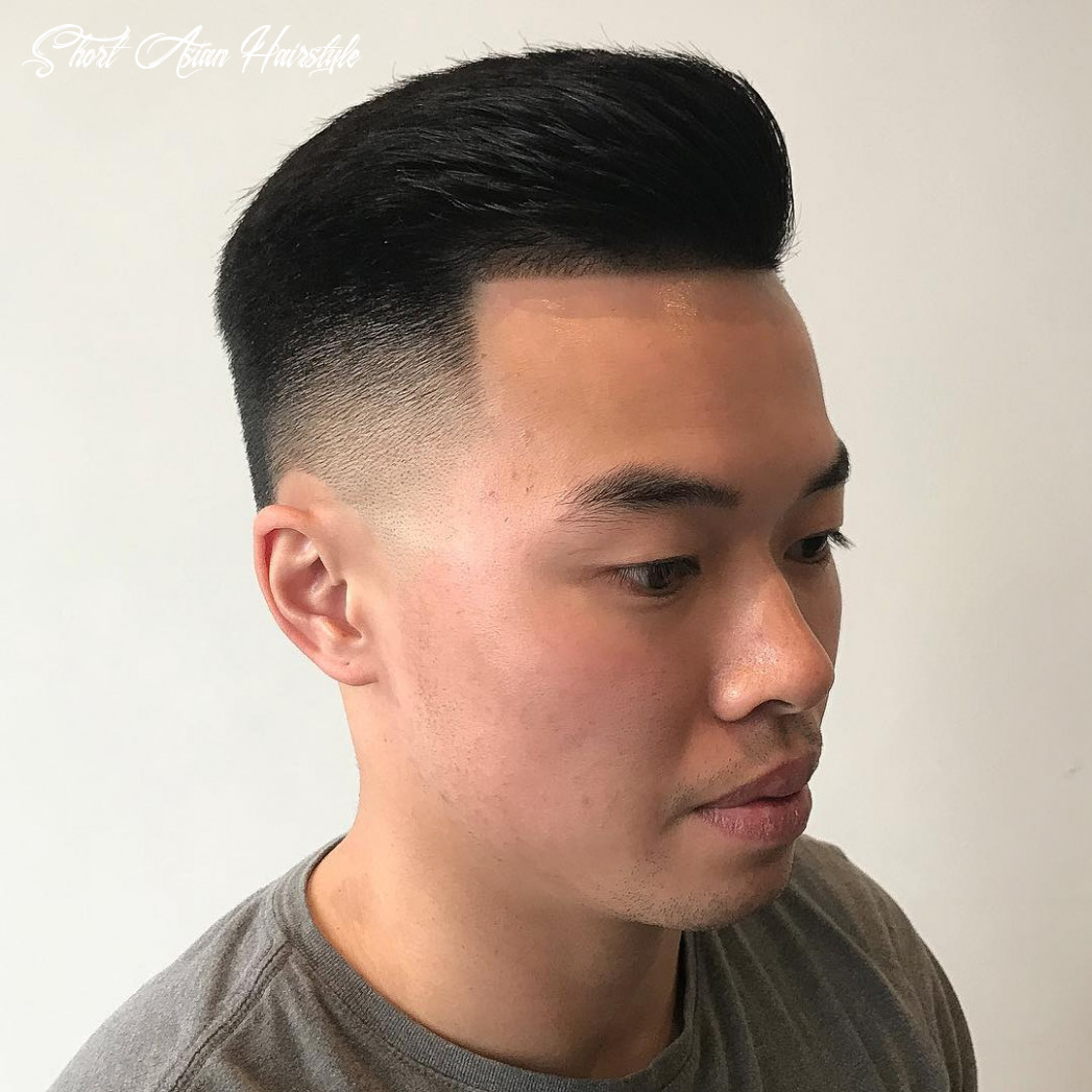 10 best hairstyles for asian men (10 styles) short asian hairstyle
