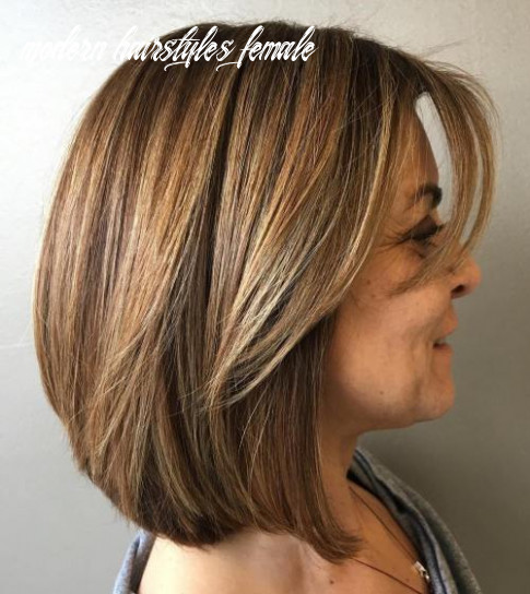 10 best hairstyles for women over 10 to look younger in 10 modern hairstyles female