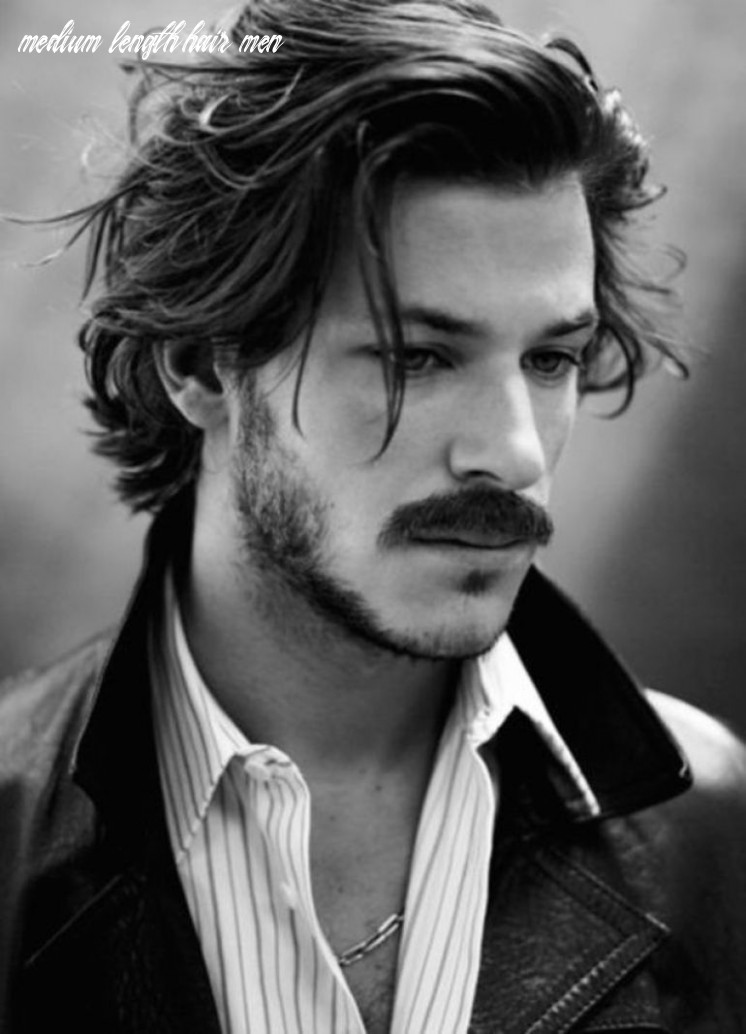 10 Best Medium Length Hairstyles for Men You Must-Try (1019 Update ...