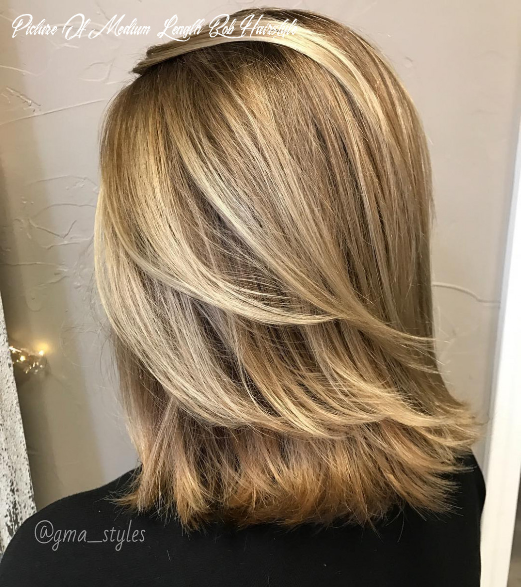 10 best medium length layered haircuts in 10 hair adviser picture of medium length bob hairstyle