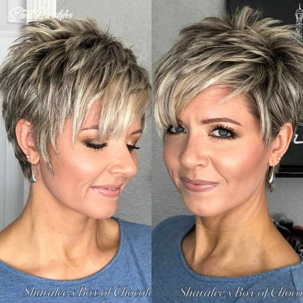 10 best new pixie haircuts for women 10 10 | spiked hair