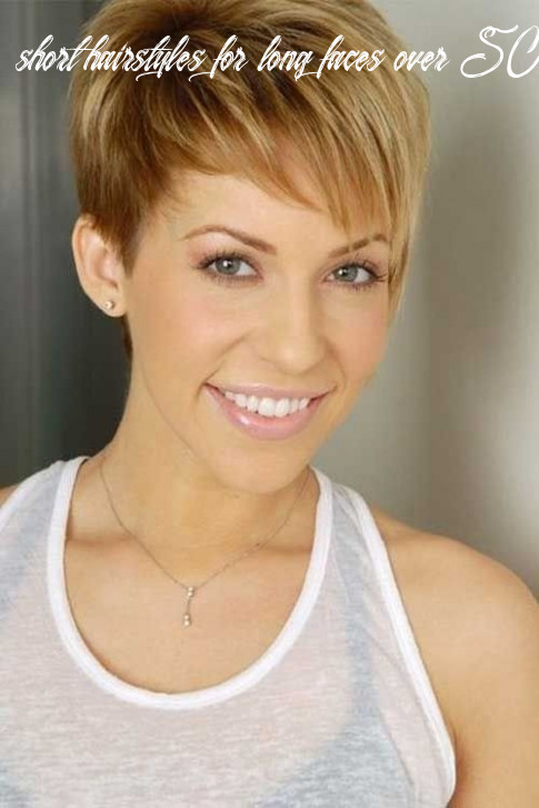 10 Best Short Haircuts for Long Face - PoPular Haircuts