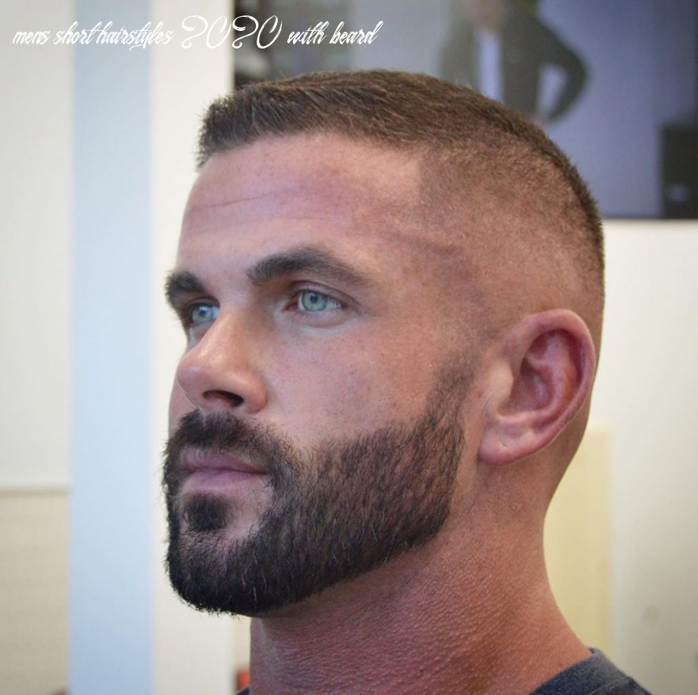 10 best short haircuts for men (summer 10 update) mens short hairstyles 2020 with beard