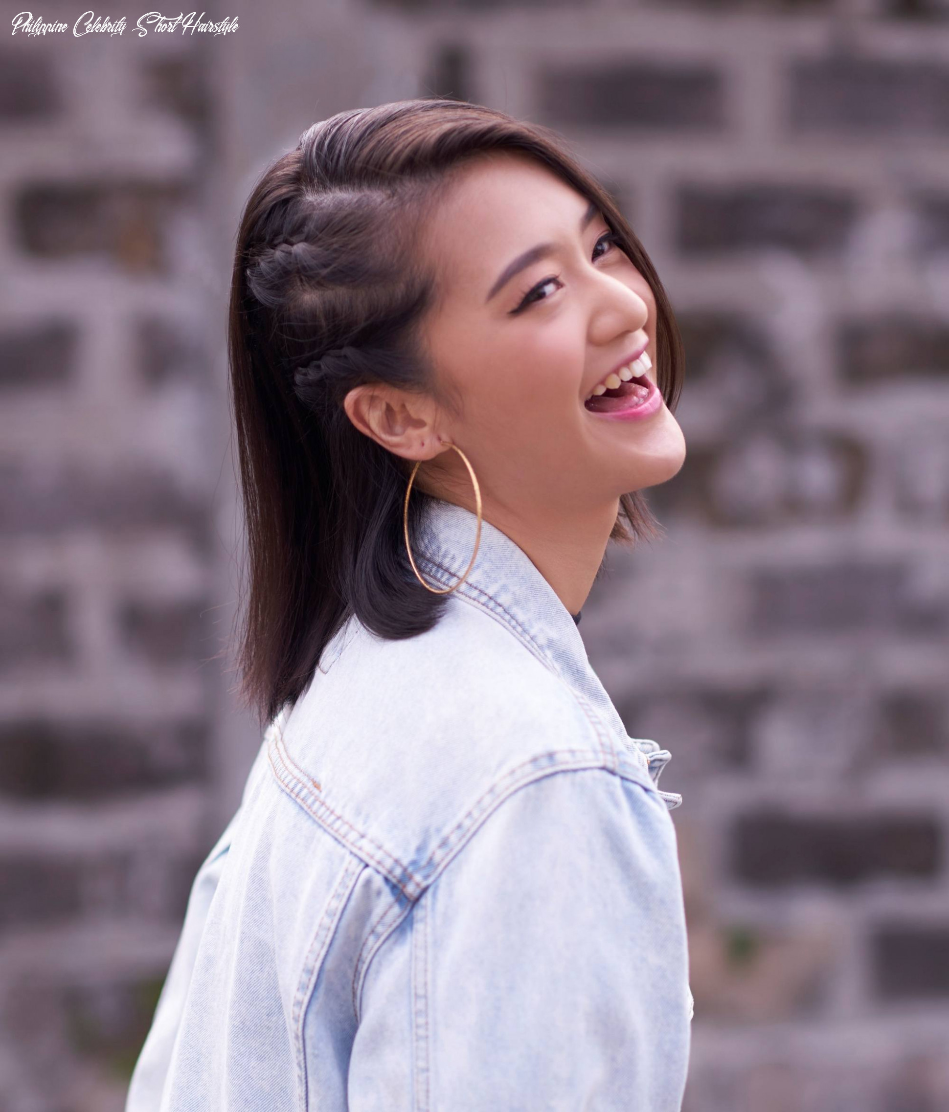10 best short hairstyles for pinays   all things hair ph philippine celebrity short hairstyle