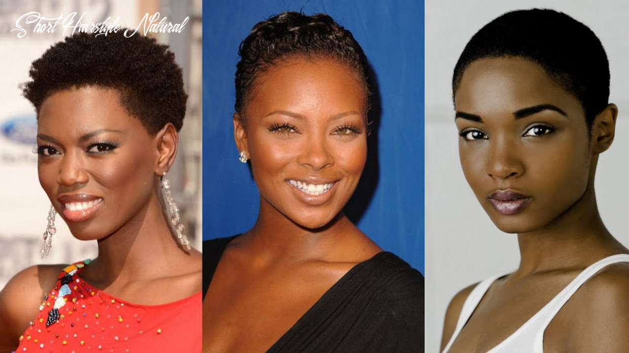 10 Best Short Natural Hairstyles for Black Women
