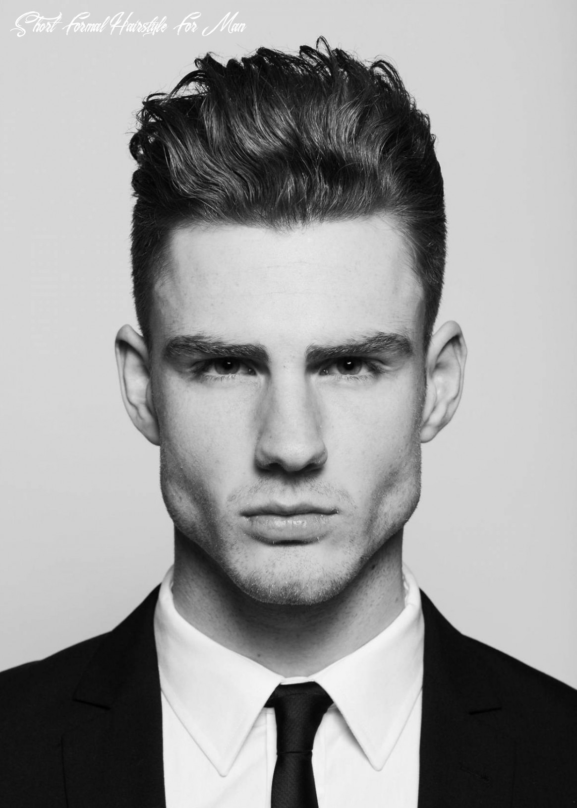 10 best stylish short hairstyles for men [with photos & tips] short formal hairstyle for man