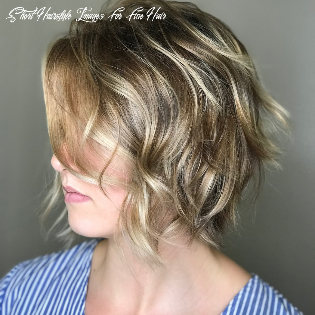 10 best trendy short hairstyles for fine hair hair adviser short hairstyle images for fine hair