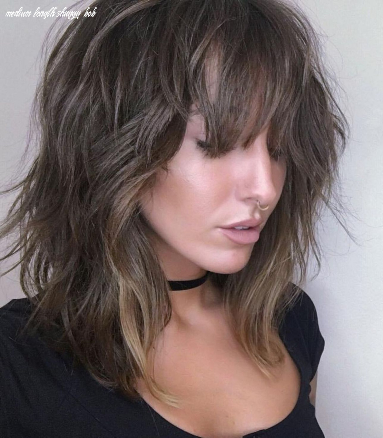 10 best variations of a medium shag haircut for your distinctive