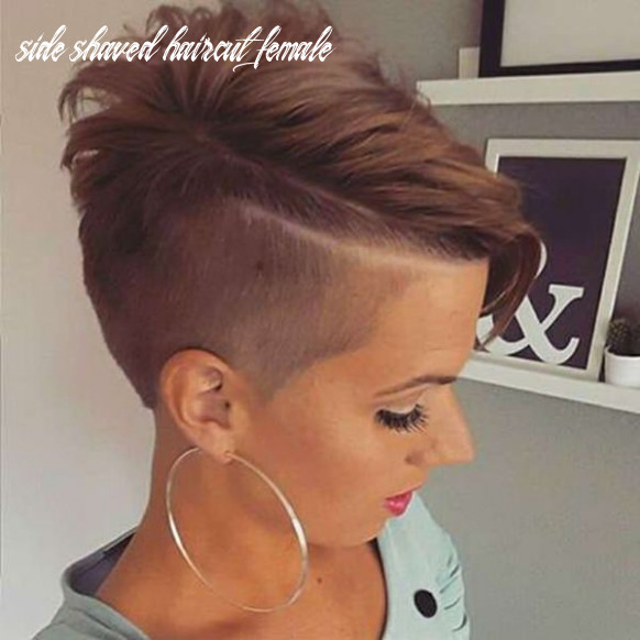 10 Bold Shaved Hairstyles For Women