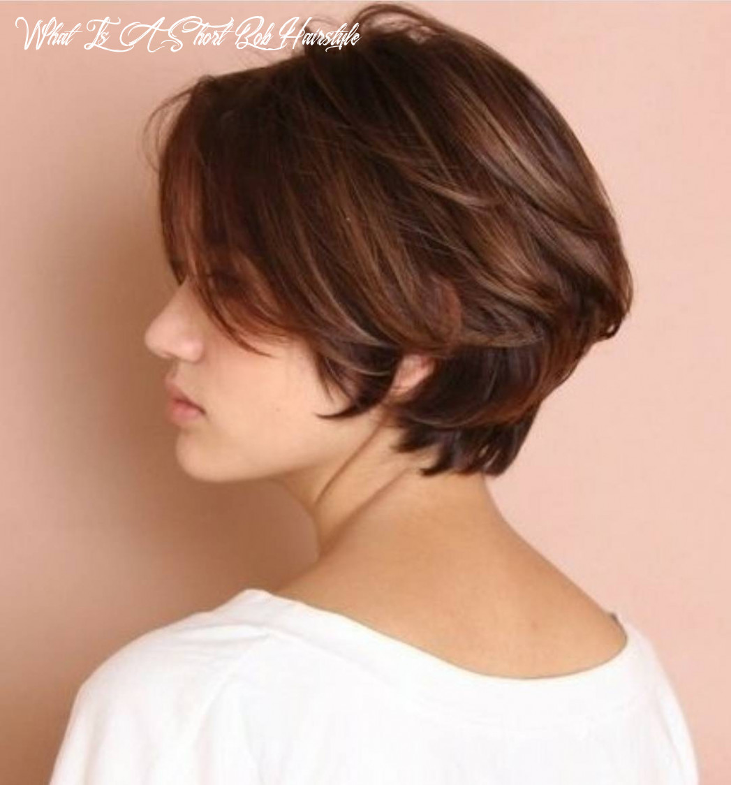 10 chic short bob haircuts that balance your face shape! what is a short bob hairstyle