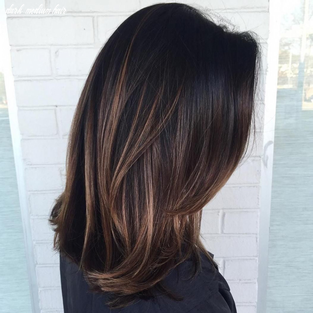 10 chocolate brown hair color ideas for brunettes