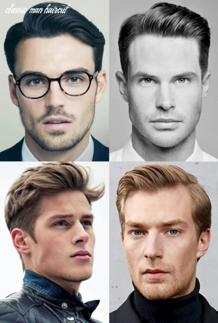 10 classic hairstyle that are always in style for men | classic