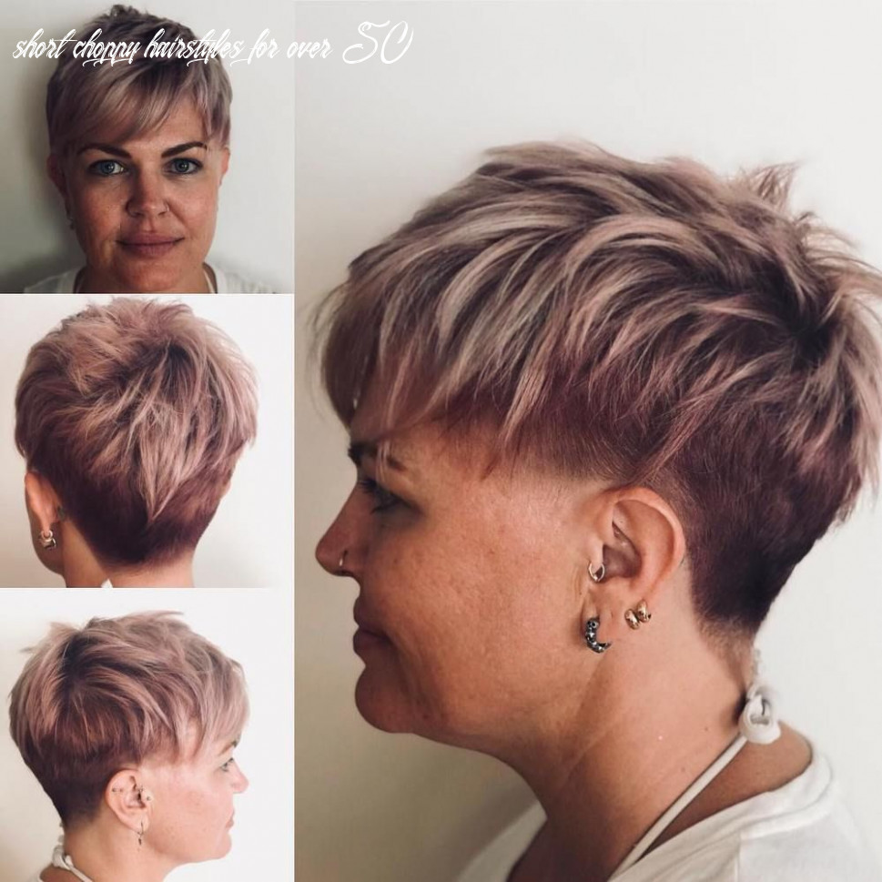 10 classy and simple short hairstyles for women over 10 | short