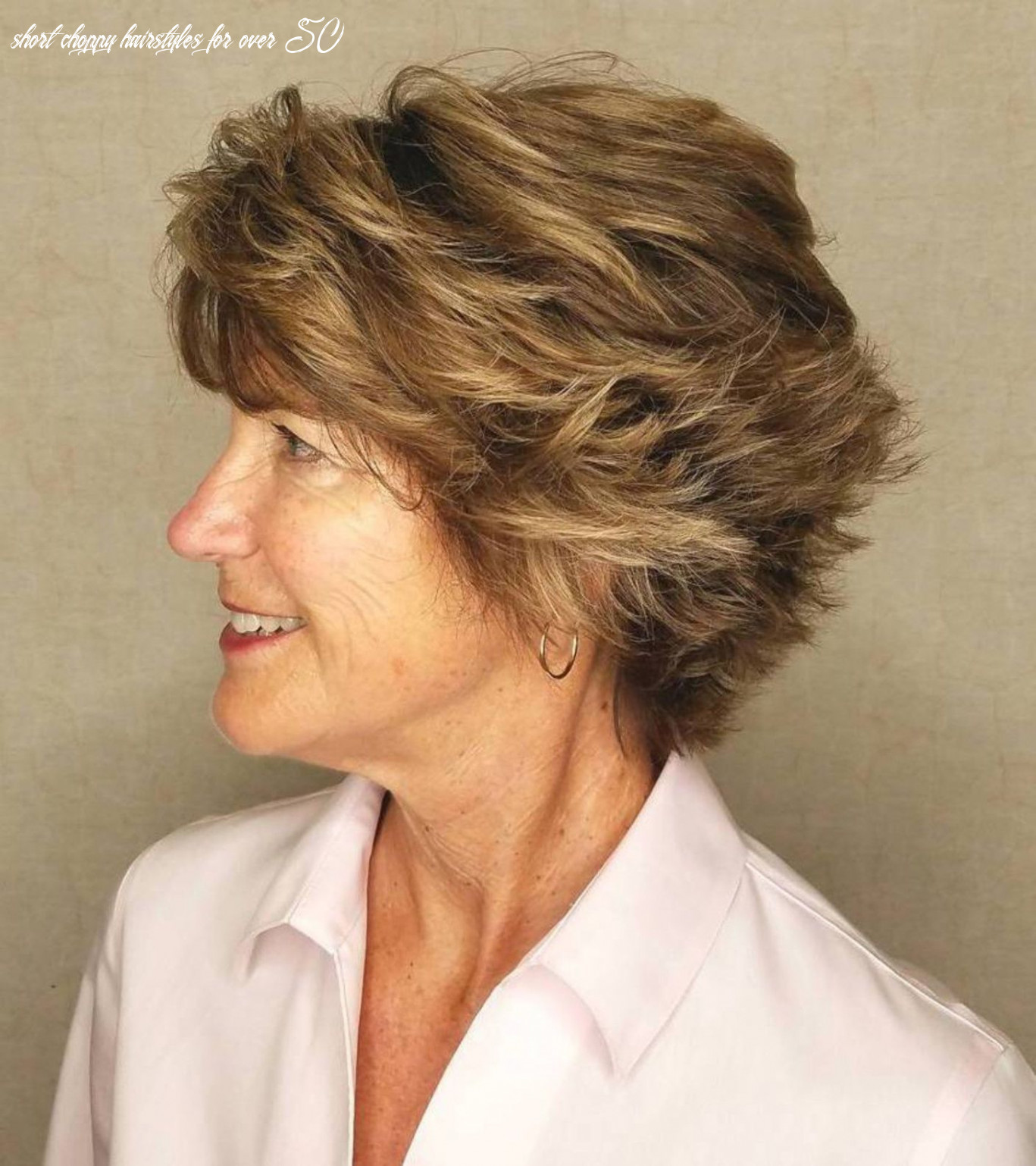 10 Classy and Simple Short Hairstyles for Women over 10 | Thick ...