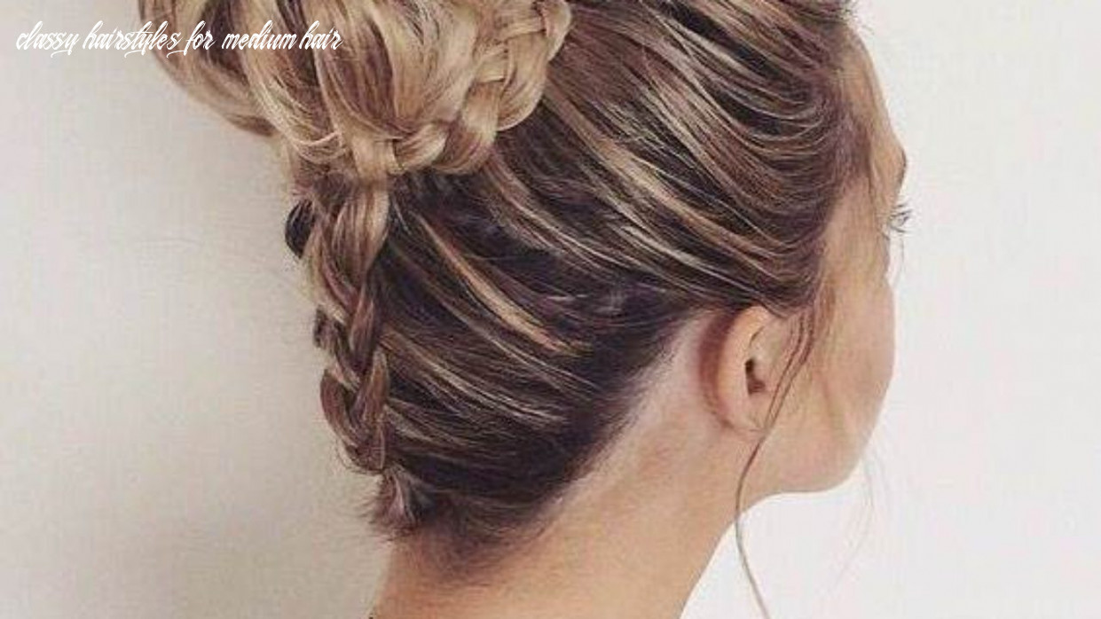 10 Classy Hairstyles for Girls