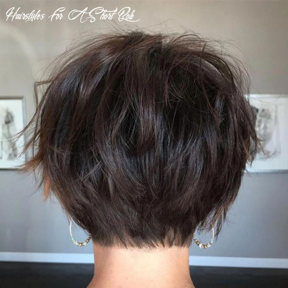 10 classy short haircuts and hairstyles for thick hair | thick