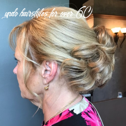 10 contemporary and stylish long hairstyles for older women updo hairstyles for over 60