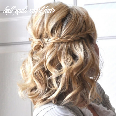 10 cool ways you can sport updos for short hair | hair motive hair