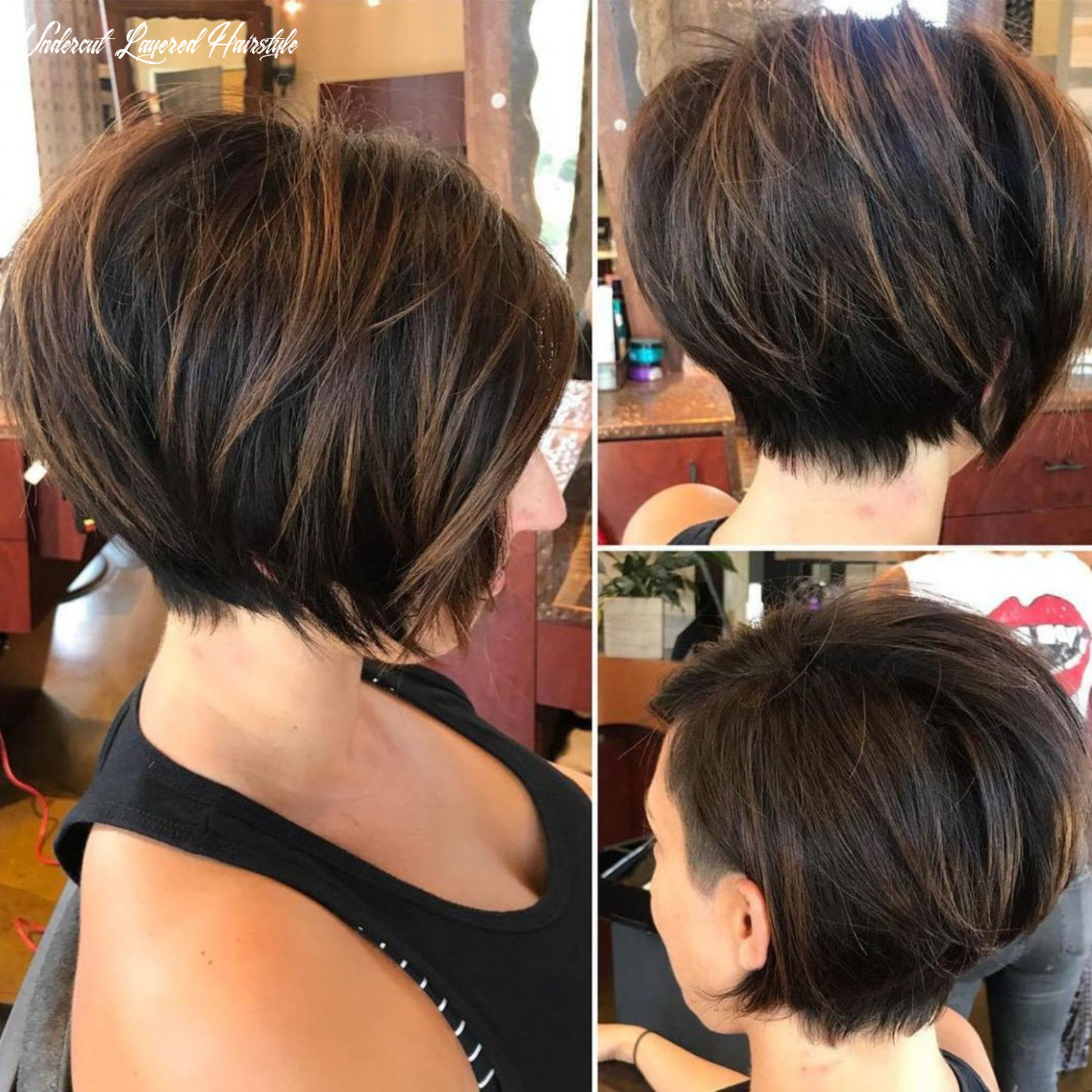 10 cute and easy to style short layered hairstyles   frisuren