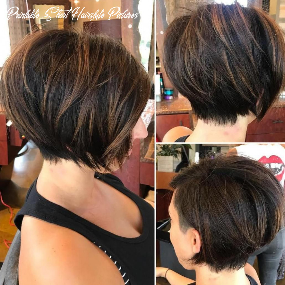 10 cute and easy to style short layered hairstyles | haarschnitt
