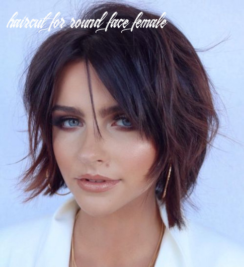 10 cute looks with short hairstyles for round faces haircut for round face female