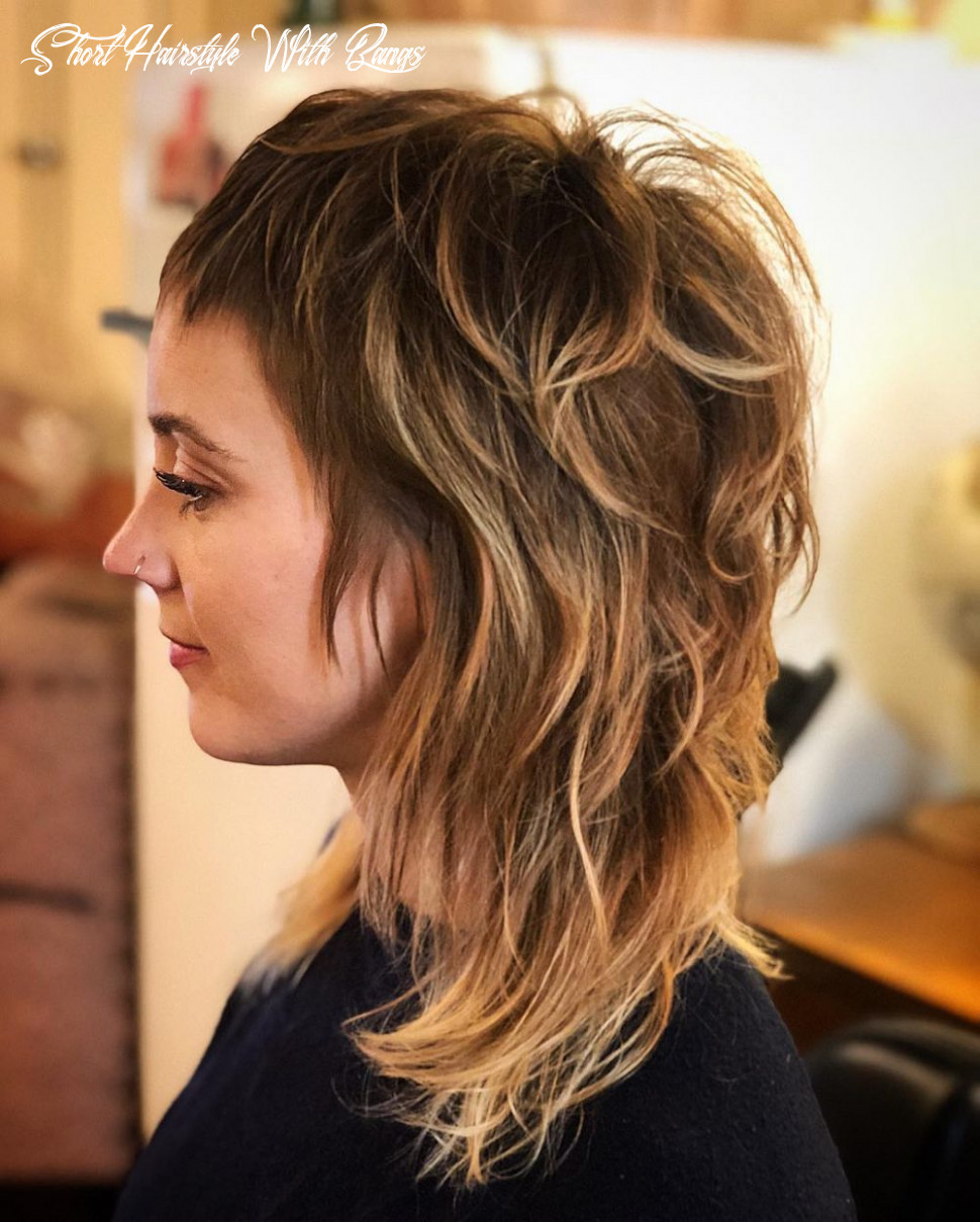 10 cute short bangs for 10 that will flatter any woman short hairstyle with bangs