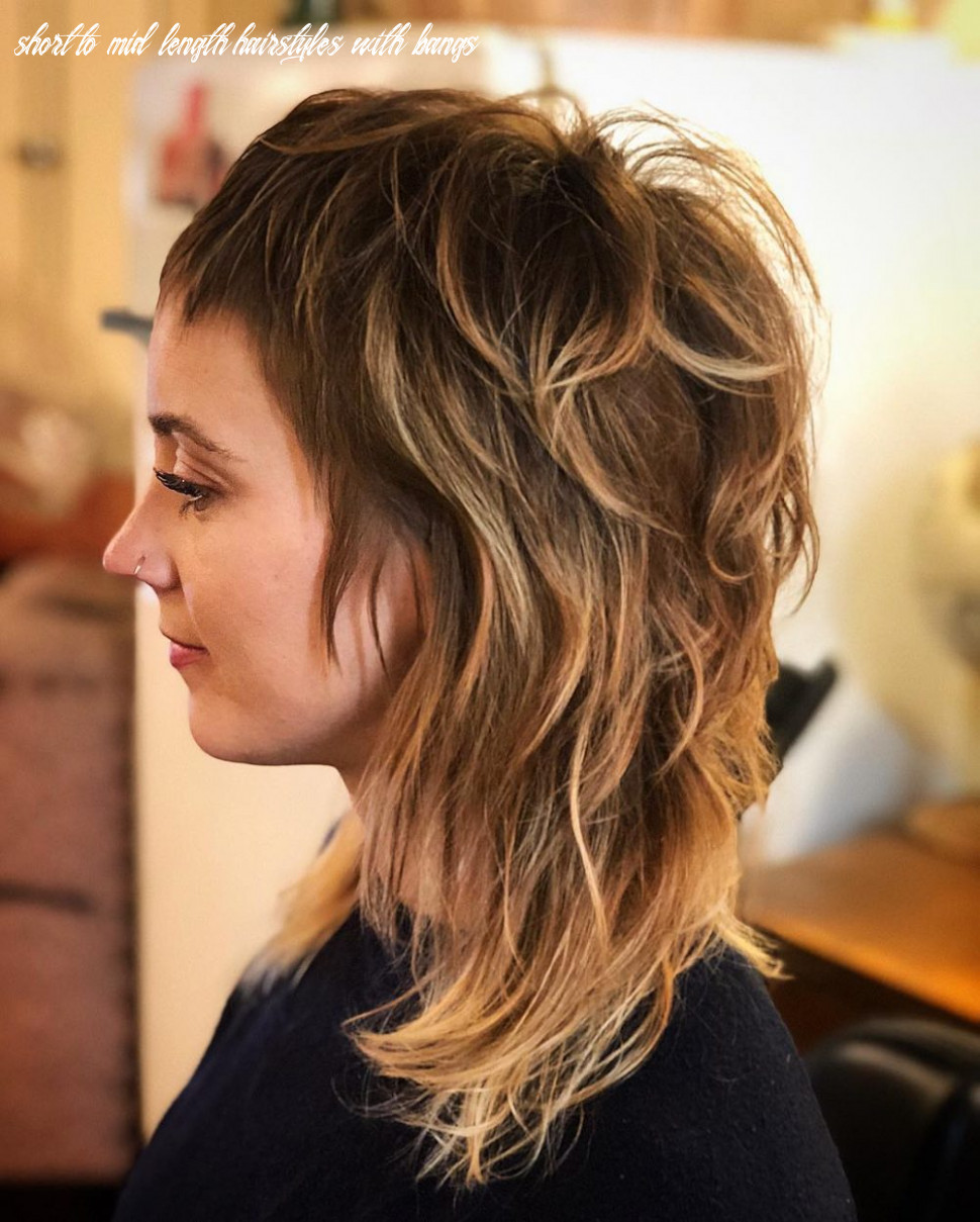 10 cute short bangs for 10 that will flatter any woman short to mid length hairstyles with bangs