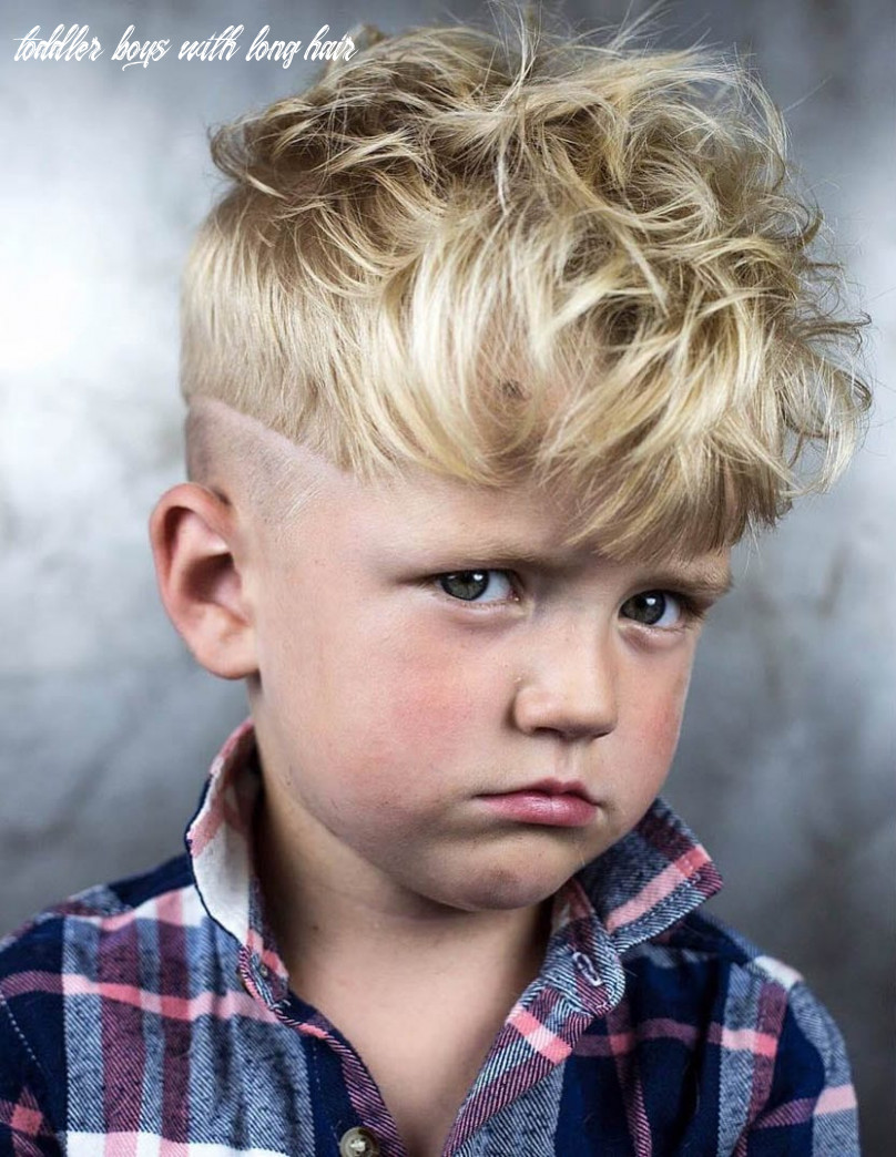 10 cute toddler boy haircuts your kids will love toddler boys with long hair