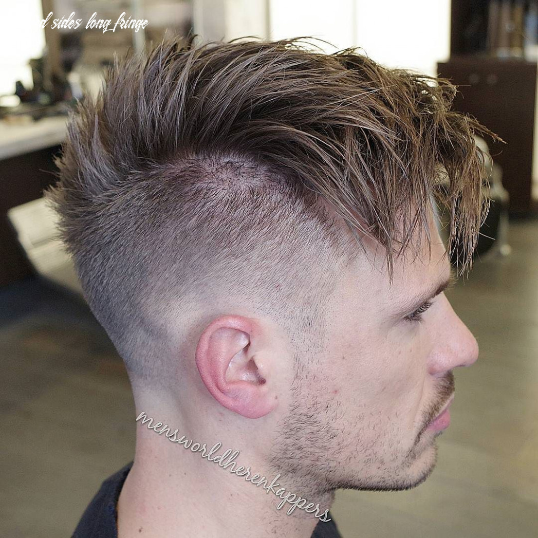 10 disconnected undercut hairstyles haircuts (10 update) shaved sides long fringe