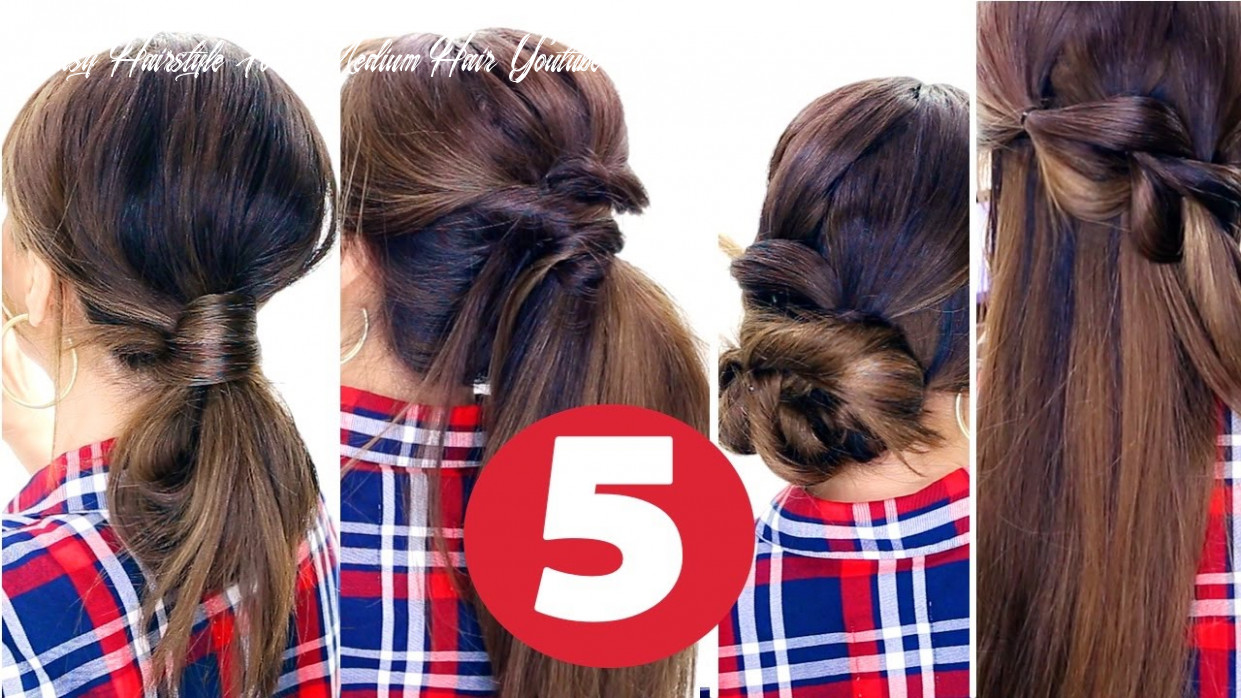10 Easy LAZY HAIRSTYLES ★| Everyday Cute Hairstyles