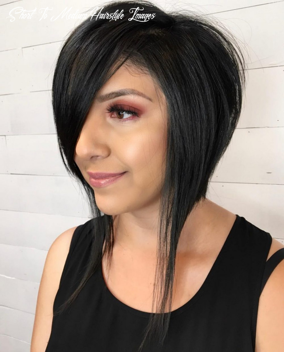 10 easy to manage short hairstyles for fine hair short to medium hairstyle images