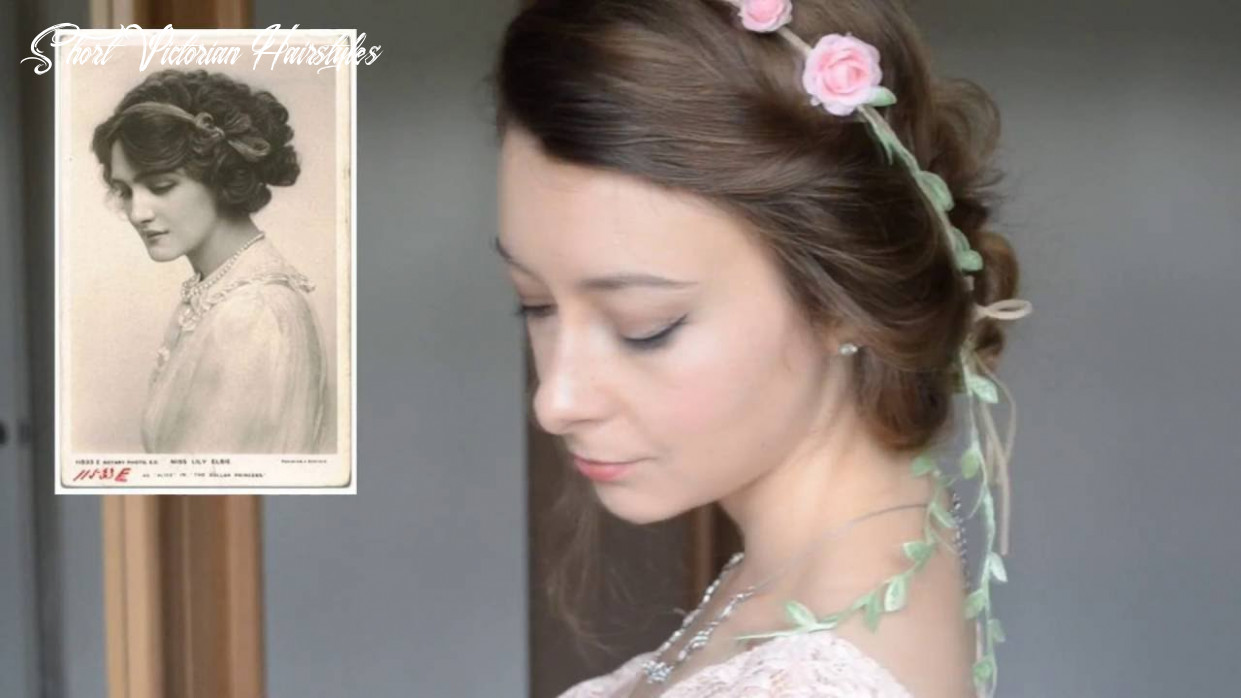 10 Easy Victorian Inspired Vintage Hairstyles | Tutorial | Kathryn Marie