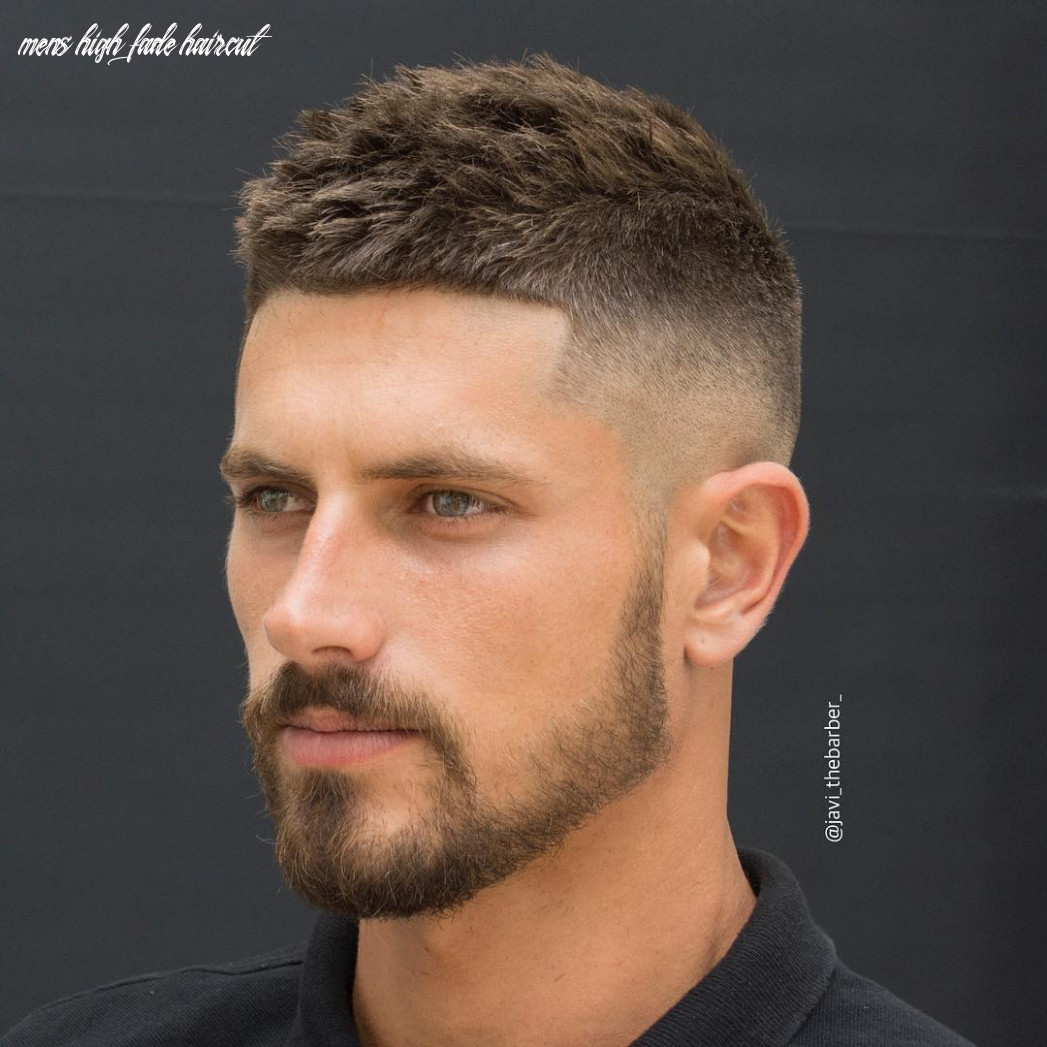 10 fade haircut styles for 10 (every fade type you can get!) mens high fade haircut