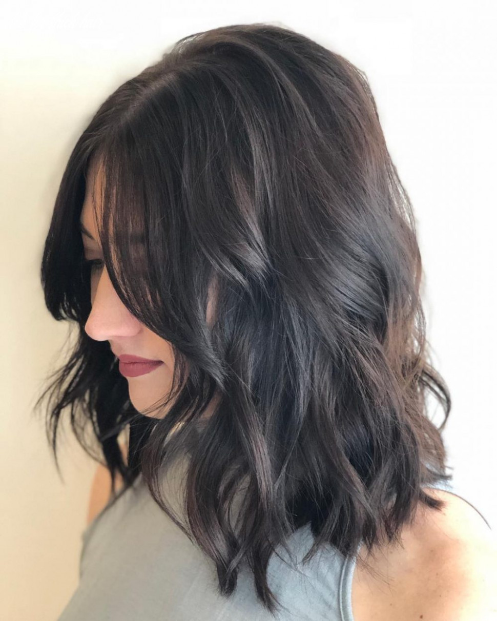 10 Flattering Haircuts for Thick Hair for 10