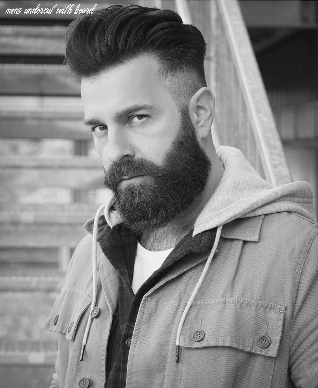 10 fresh disconnected undercut examples 10 how to guide mens undercut with beard