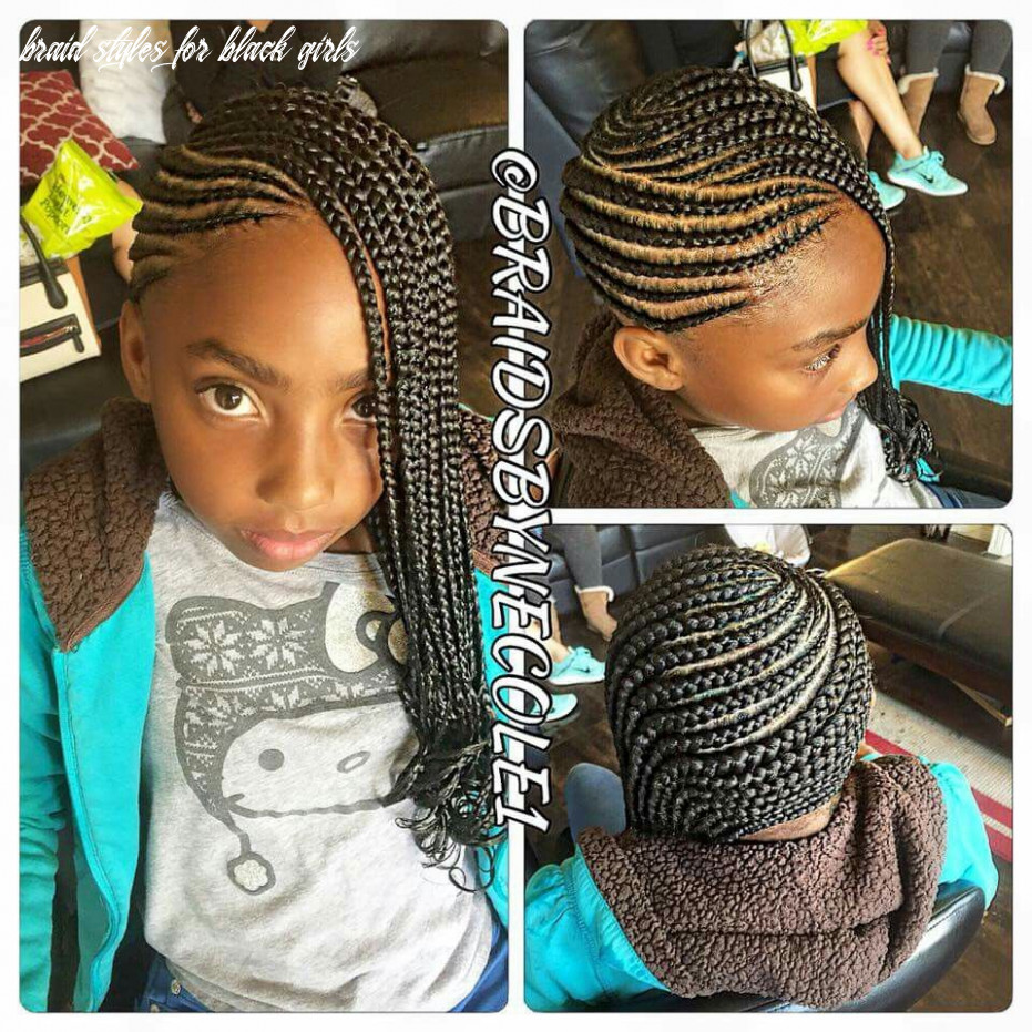 10 fulani braids styles to try out soon | kids braided hairstyles