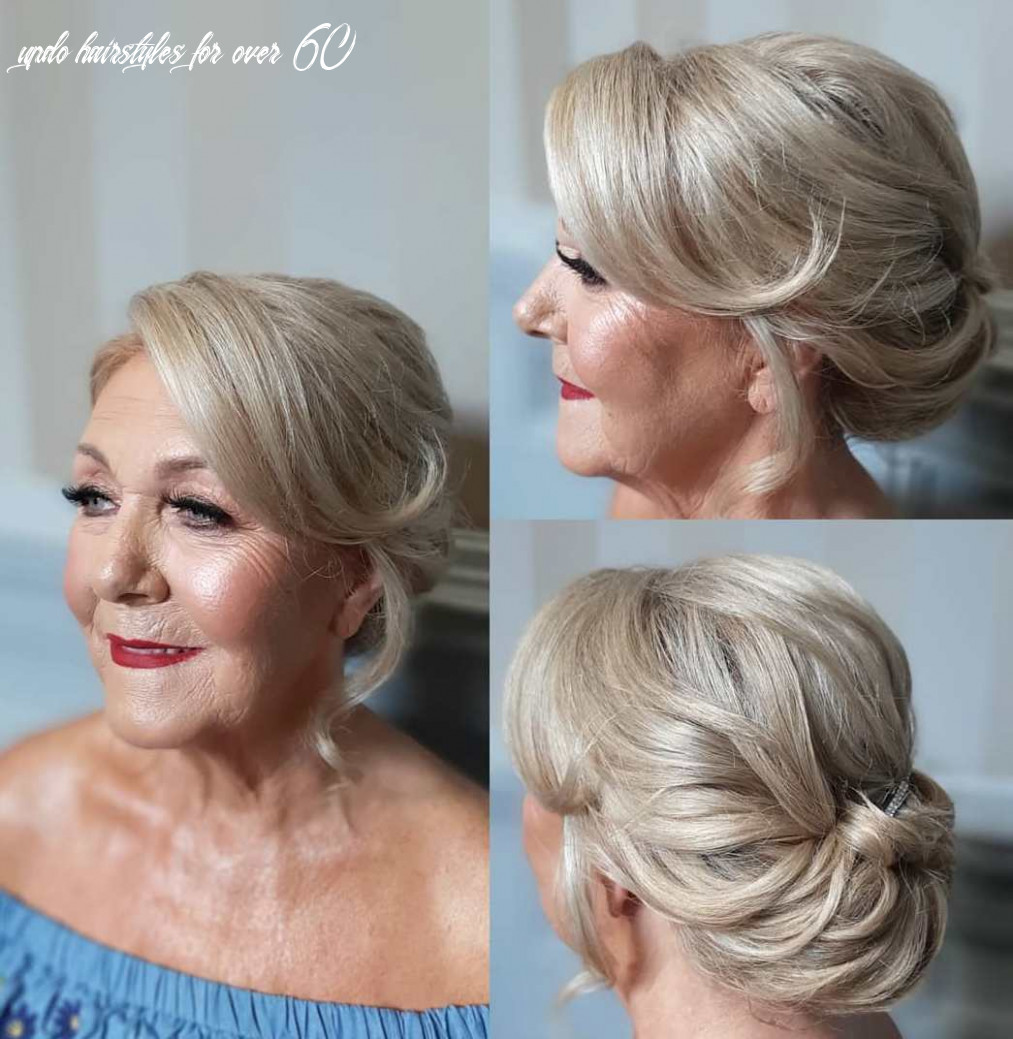10 gorgeous mother of the bride hairstyles for 10 hair adviser updo hairstyles for over 60