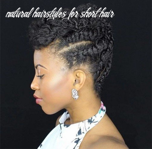 10 gorgeous natural hairstyles for short, medium and long hair natural hairstyles for short hair
