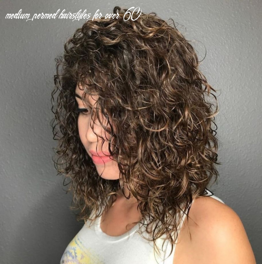 10 gorgeous perms looks: say hello to your future curls! | permed